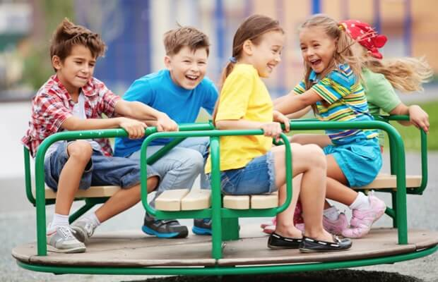 Детская площадка Колибри